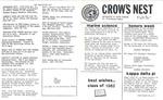 Crow's Nest : 1982 : 04 : 16