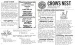 Crow's Nest : 1982 : 07 : 08