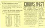Crow's Nest : 1979 : 03 : 09