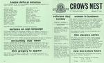 Crow's Nest : 1981 : 11 : 03