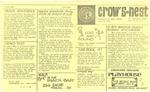 Crow's Nest : 1980 : 06 : 30