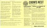 Crow's Nest : 1982 : 03 : 02