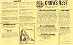 Crow's Nest : 1982 : 01 : 18