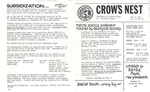 Crow's Nest : 1981 : 07 : 01 by University of South Florida St. Petersburg.