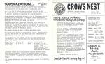 Crow's Nest : 1981 : 07 : 01