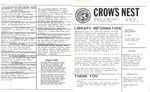Crow's Nest : 1981 : 05 : 29 by University of South Florida St. Petersburg.