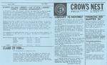 Crow's Nest : 1981 : 03 : 12