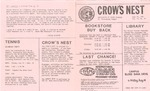 Crow's Nest : 1981 : 07 : 28 by University of South Florida St. Petersburg.