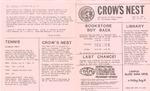 Crow's Nest : 1981 : 07 : 28