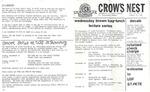 Crow's Nest : 1981 : 08 : 31