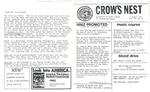 Crow's Nest : 1981 : 08 : 11