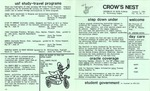 Crow's Nest : 1984 : 01 : 03 by University of South Florida St. Petersburg.