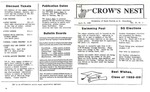 Crow's Nest : 1989 : 04 : 21 by University of South Florida St. Petersburg.