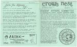 Crow's Nest : 1976 : 09 : 27