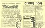 Crow's Nest : 1976 : 10 : 20