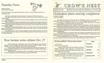 Crow's Nest : 1992 : 10 : 26 by University of South Florida St. Petersburg.