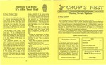 Crow's Nest : 1992 : 03 : 23