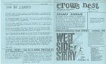 Crow's Nest : 1977 : 01 : 11
