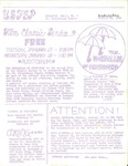 USFSP Bay Campus Bulletin : 1970 : 01 : 21 by University of South Florida St. Petersburg. and J. M. (Sudsy) Tschiderer