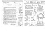 Crow's Nest : 1972 : 01 : 12 by University of South Florida St. Petersburg.