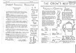 Crow's Nest : 1972 : 01 : 12