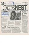 Crow's Nest : 1996 : 02 : 28 by University of South Florida St. Petersburg.