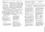 Crow's Nest : 1972 : 01 : 26