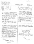 USFSP Bay Campus Bulletin : 1970 : 03 : 18 by University of South Florida St. Petersburg.