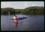 Cockroach Bay YES Camp canoe : Environmental Lands Acquisition and Protection Program Collection