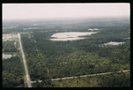 Aerial view of Lake Park roads : Environmental Lands Acquisition and Protection Program Collection
