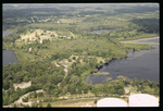Aerial view of Lake Park : Environmental Lands Acquisition and Protection Program Collection
