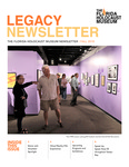 Legacy, Fall 2018 by The Florida Holocaust Museum