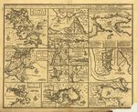 Particular draughts and plans of some of the principal towns and harbours belonging to the English, French, and Spaniards, in America and West Indies: collected from the best authorities