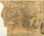 Plan of Edinburgh and its environs