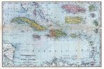 A.D. Worthington & Co.'s map of the West Indies by A.D. Worthington & Co.