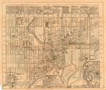 Fulton's guide map of Tampa, Fla., W. Tampa & suburbs