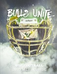 2015 Football Media Guide by University of South Florida