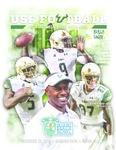 2015 Miami Beach Bowl Football Media Guide by University of South Florida
