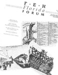 Forum : Vol. 10, No. 03 (Fall : 1987) by Florida Humanities Council., Marjorie F. Rogers, Josephine F. Davidson, Gary Ross Mormino, and Philip Sherlock Sir