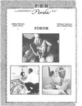 Forum : Vol. 11, No. 03 (Fall : 1988) by Florida Humanities Council., Terry M. Perlin, Bailey Thomson, Jim Bacchus, and John Stone