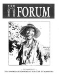 Forum : Vol. 13, No. 1-2 (Spring-Summer : 1990)