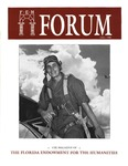 Forum : Vol. 13, No. 03 (Fall : 1990) by Florida Humanities Council., Samuel S. Hill, Dean DeBolt, Sidney. Homan, and Richard P. Janaro