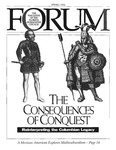 Forum : Vol. 16, No. 01 (Fall : 1992)