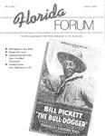 Forum : Vol. 10, No. 01 (Spring : 1987) by Florida Humanities Council., Phil Caputo, Harry C. Adley, and Louis A. Perez Jr.