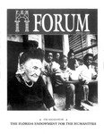 Forum : Vol. 12, No. 1 (Spring : 1989) by Florida Humanities Council., Stetson Kennedy, David Pearson, Jane Landers, and A. McA. Miller