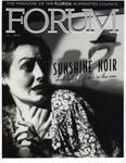 Forum : Vol. 26, No. 03 (Fall : 2002) by Florida Humanities Council., George S. Paul, Stuart McIver, Paul A. Bergin, Randy Wayne White, Tim Dorsey, Ellen Smith, Barbara O'Reilley, Gary Ross Mormino, and Carolyn Williams