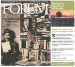 Forum : Vol. 29, No. 03 (Fall : 2005)