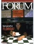 Forum : Vol. 30, No. 03 (Fall : 2006) by Florida Humanities Council., Gary Ross Mormino, Michael Gannon, Viviana Carballo, Chris Sherman, Kitty Oliver, Ferdie Pacheco, Nicolaas Mink, and Jerrilyn McGregory