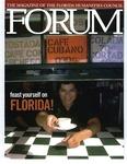 Forum : Vol. 30, No. 03 (Fall : 2006)