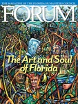 Forum : Vol. 34, No. 03 (Fall : 2010) by Florida Humanities Council., Johnny Bullard, and Jennine Capo Crucet